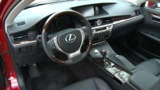 test drive 2015 lexus es 300h