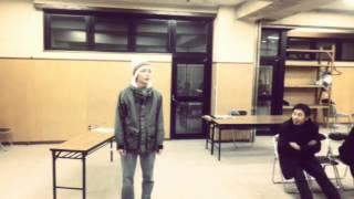 RISU PRODUCE 『しがらみの向こうに』2013!! 稽古は順調です^_^ 明日...