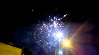 Castlerea Rose Festival Fireworks 2012