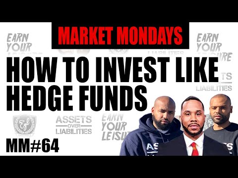 How to Invest Like Hedge Funds