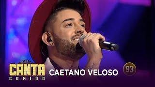 Gabriel Camilo canta Força Estranha, de Caetano Veloso, e emociona 93 jurados