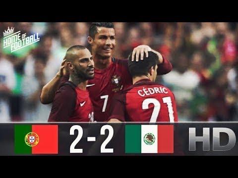 Portugal vs Mexico 1-0 Highlights & Goals (CONFED CUP 2017) {18.06.2017} ||HD||