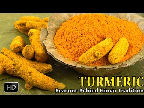 Turmeric Haldi Powder - Why is Turmeric considered Holy in India