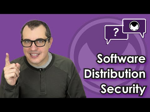 Bitcoin Q&A: Software Distribution Security