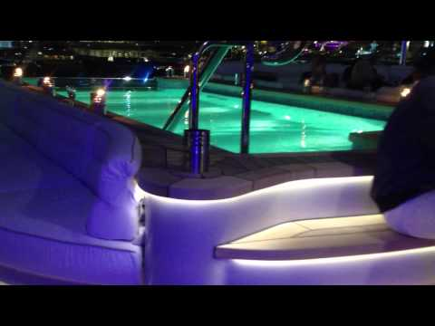 Super Yacht Quattroelle - Swimming Pool