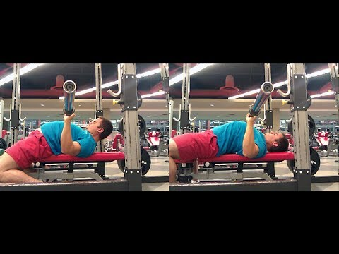 The Best Powerlifting Bench Press Technique Youtube