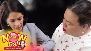 Push Now Na: Discover health tips from our Push Now Na bag raid with Gina Lopez