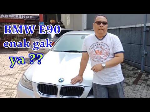 Lebih dekat dengan BMW E90 Facelift