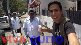 Inicio de las Fiestas de Quito | Desfile