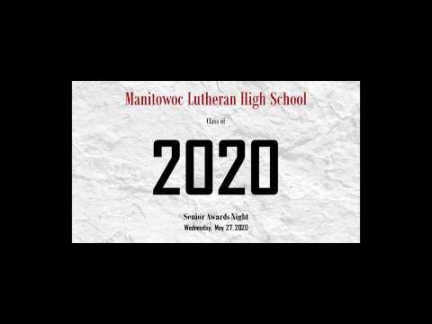 "Manitowoc Lutheran High School ""Senior Awards Night"""