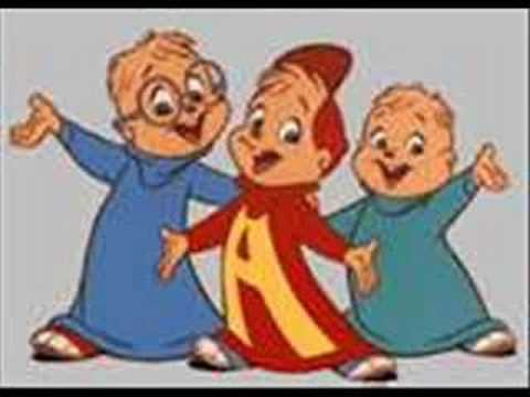 Alvin and The Chipmunks- Can You Stand The Rain