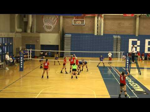 2015 Bay State Games,  West vs Northeast