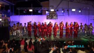 "Baile 5to Nahuel 2012, ""Oops I did it again""(Complejo Educacional Apumanque, JC the teacher)"