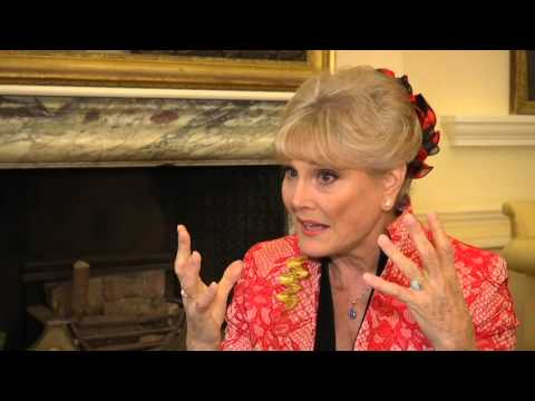 Angela Rippon Interview - GBC News - 22.09.15