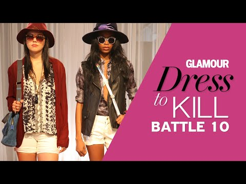 What to Wear to a Music Festival - Dress to Kill - Whitney Port Style Competition | Glamour