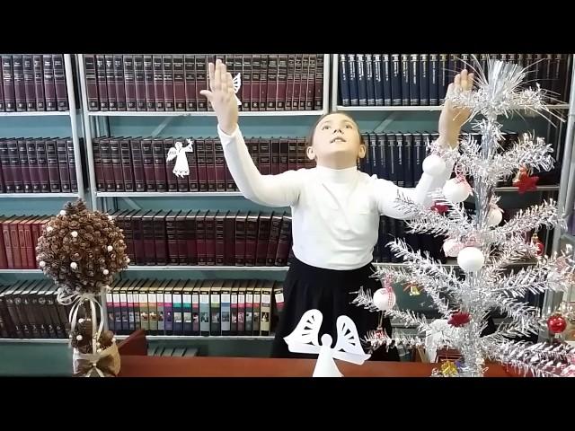 Изображение предпросмотра прочтения – ВалерияЖитникова читает произведение «Божий дар» Ф.М.Достоевского