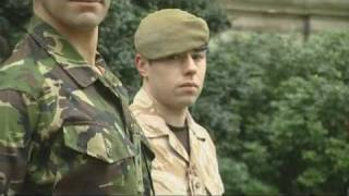 BBC News report on the British Army