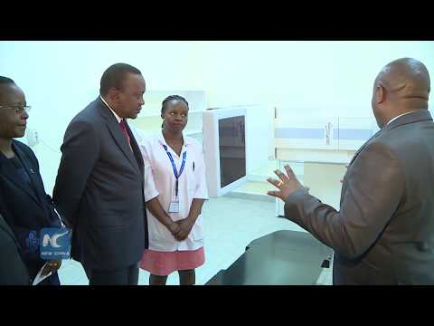 Kenya launches cancer treatment centre at referral hospital