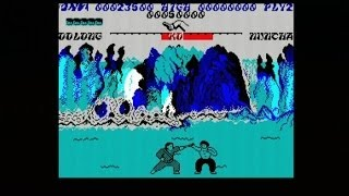 YIE AR KUNG-FU - 128K (ZX SPECTRUM - FULL GAME)