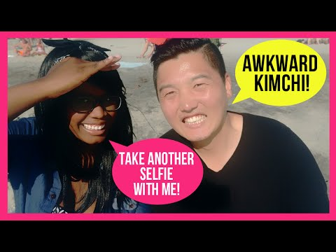 Vlog | Date Day at Oceanside Beach Part 1 | J Hearts J | AMBW Married Couple