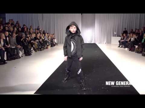 New Generals autumn/winter 2013 fashion show