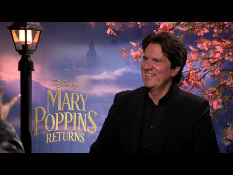 Mary Poppins Returns Rob Marshall Interview