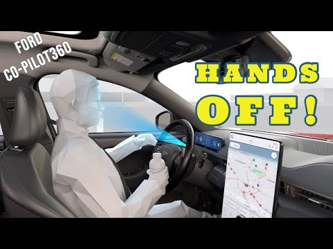 Ford's Co-Pilot360 Allows You To Drive Hands Free