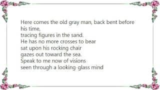 Brendan Perry - Saturday's Child Lyrics