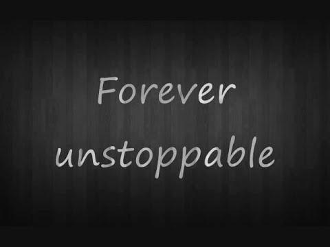 Hot Chelle Rae- Forever Unstoppable lyric video