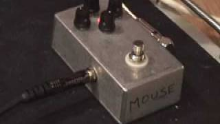 Byoc Build Your Own Clone Leeds Superfuzz Univox , Mouse Rat , Chorus Guitar Effects Pedal Demo