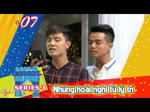 NGOI NHA CHUNG - LOVE HOUSE | Series 3 - Episode 7 | Doubts of mind | 260917 🤔