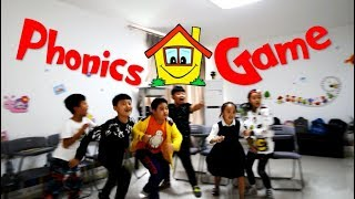 Phonics Game For Your Class Or Your Home - Esl Teaching Tips - English Class