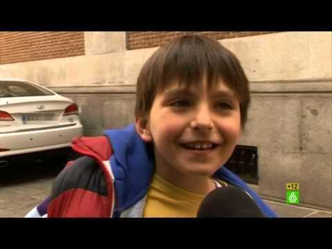 El Intermedio - Los niños hablan de los políticos
