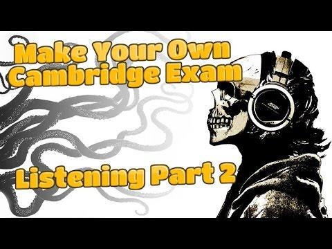 Listening 1+2 — FCE Exam Tips