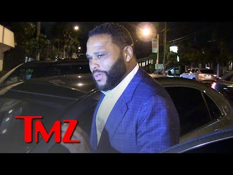 Anthony Anderson Says Roseanne 'Needs Help' After Her #MeToo Criticism | TMZ