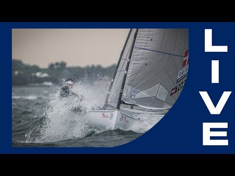 LIVE Medal Races  Sailing World Cup Miami presented by Sunbrella