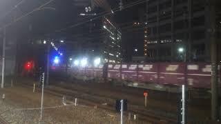2019/3/15 貨物列車1066レEF210-123号機(新)代走