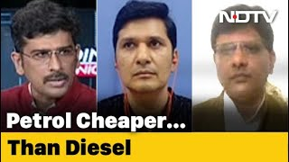Trending Tonight | The Fuel Price Flip, First Time Ever In Delhi