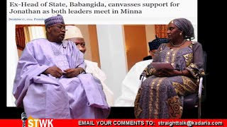 I take responsibility for all my actions - Ibrahim Babangida on Straight Talk with Kadaria 44a