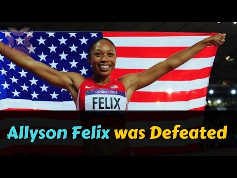 Allyson Felix was defeated - Breaking News Today USA