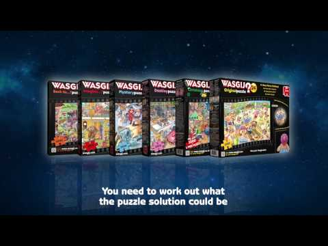 WASGIJ Jigsaw Puzzles Explained