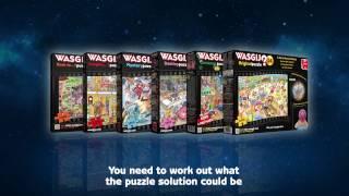 WASGIJ Jigsaw Puzzles Explained