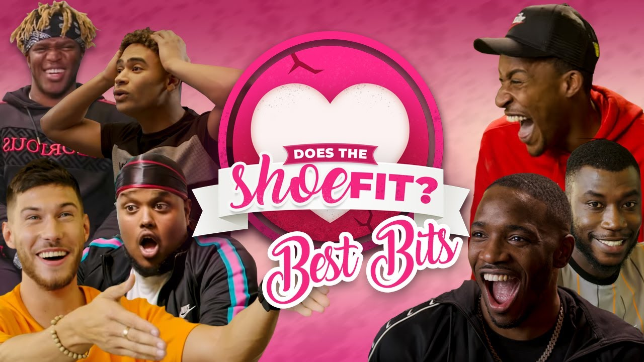 Download DOES THE SHOE FIT IS BACK! | BEST BITS