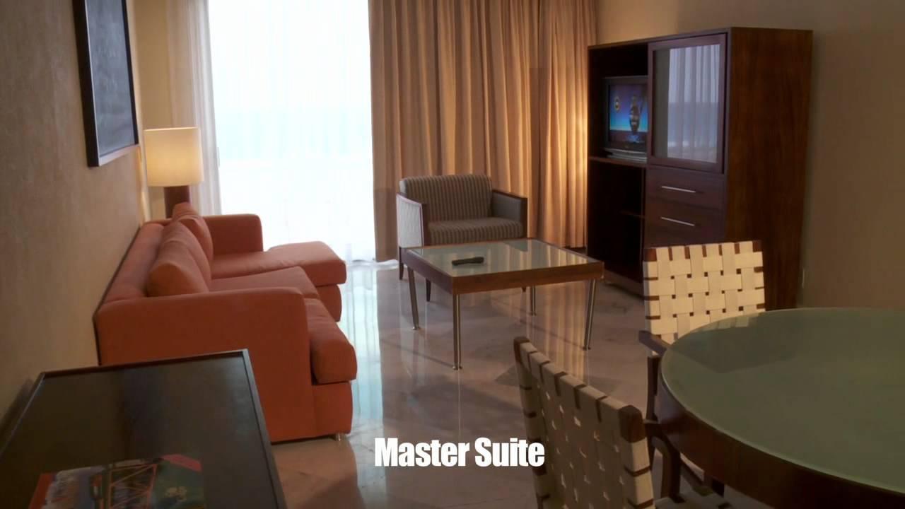 Fiesta Americana Condesa Cancun Bookit Com Master Suite