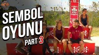 Sembol Oyunu 3. Part   40. Bölüm   Survivor Türkiye - Yunanistan
