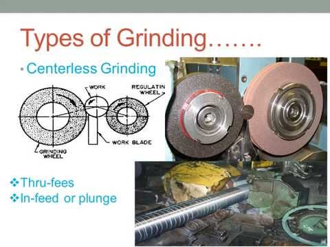Grinding Process by lourence (mechanical engineering student)