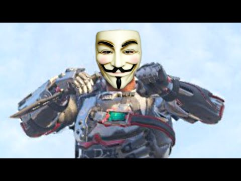 ANONYMOUS MIKE MYERS 2! (Black Ops 3 Minigames)