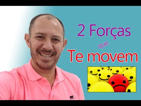 As 2 Forças que te Movem - Ricardo Reis Coach