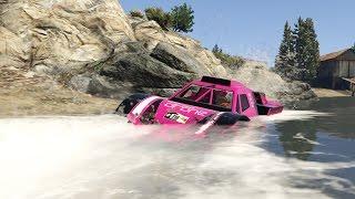 Епичен OFF-ROAD - GTA 5 Online