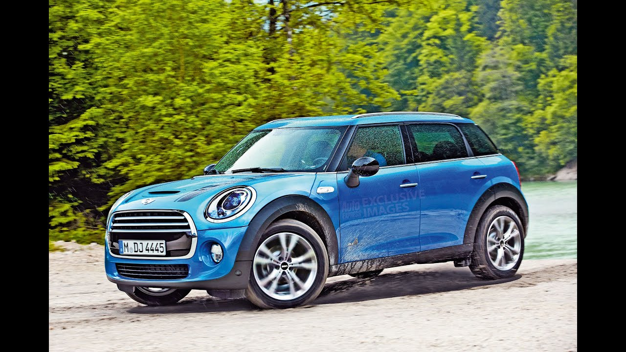 2016 mini countryman review official youtube. Black Bedroom Furniture Sets. Home Design Ideas